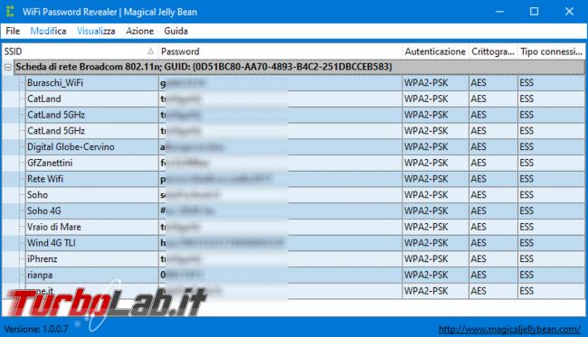 Come vedere password Wi-Fi salvata Windows 10 (recuperare password rete PC) - Mobile_zShot_1589021409