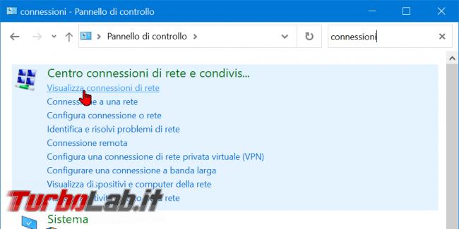 Come vedere password Wi-Fi salvata Windows 10 (recuperare password rete PC) - zShotVM_1589019971