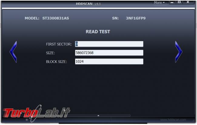 Come verificare stato salute hard disk HDDScan