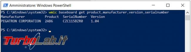 Come verificare versione bios computer