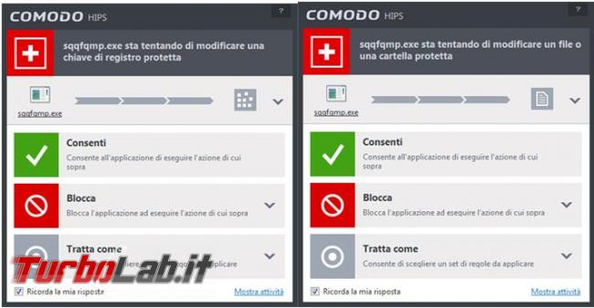 Come virus Cryptolocker infetta sistema operativo