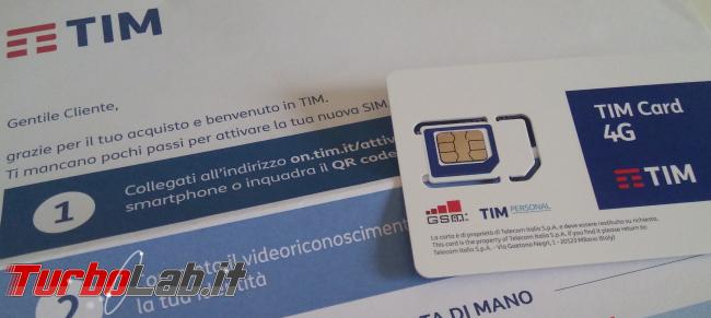Configurazione Internet TIM 4G Android: wap.tim.it, unico.tim.it oppure ibox.tim.it?
