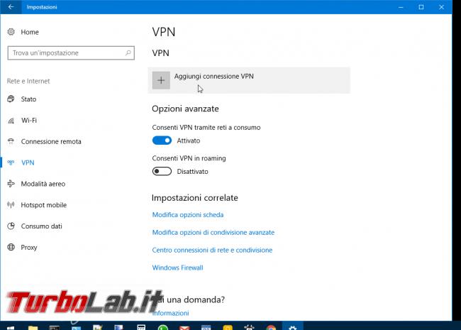 Connessione VPN Windows 10: come si fa? - Mobile_zShot_1503850005