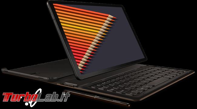 Consiglio acquisto: migliore tablet Android, inizio 2019 (video) - samsung galaxy tab s4 tablet