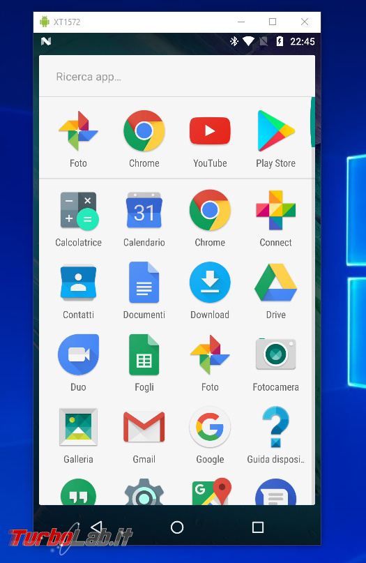 Controllare smartphone Android PC Windows 10, gratis: guida scrcpy (no root! free!)