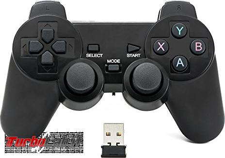 Controller/gamepad PCSX2 (emulatore PlayStation 2 PC): qual è migliore? - dualshock replica