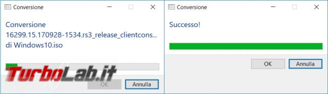 Convertire file ESD (.esd) 'immagine ISO (.iso): guida Windows 10