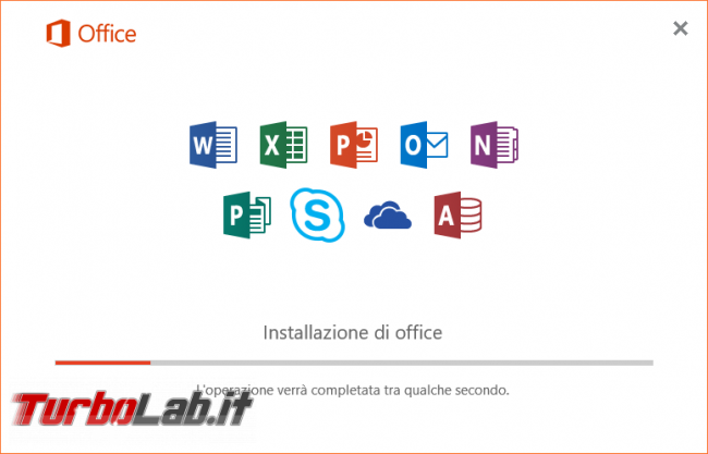 copia Microsoft Office 2016 installata PC è Retail oppure Volume (VL)?