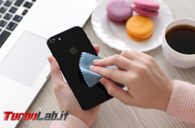 Coronavirus: Apple modifica istruzioni pulizia dispositivi - FrShot_1583848030