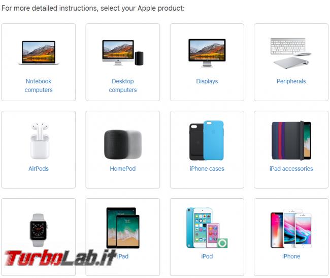 Coronavirus: Apple modifica istruzioni pulizia dispositivi - FrShot_1583849648