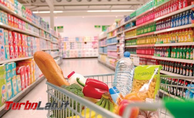 Coronavirus: attenzione bufale prendono mira note catene supermercati - Supermarket-trolley-fille-014-Guardian-copy-710x434