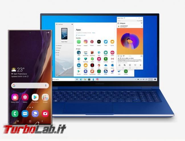 Cosa c'è nuovo Windows 10 20H2, Aggiornamento ottobre 2020: Tutte novità funzioni upgrade (video) - samsung app pc windows 10