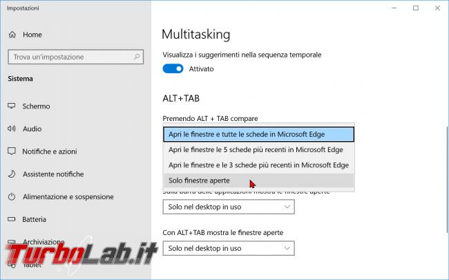 Cosa c'è nuovo Windows 10 20H2, Aggiornamento ottobre 2020: Tutte novità funzioni upgrade (video) - zShotVM_1598135615