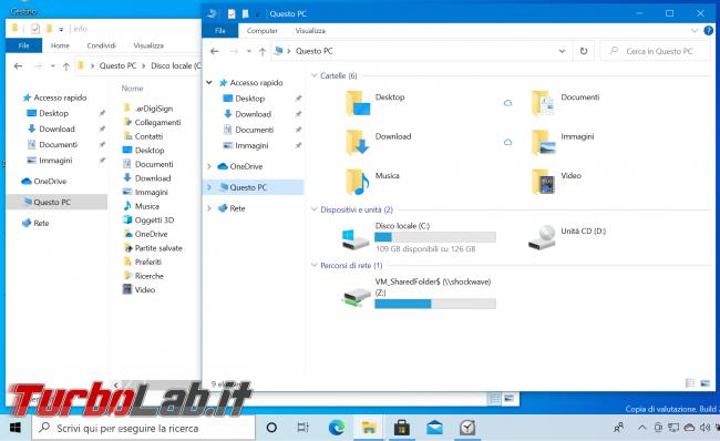 Cosa c'è nuovo Windows 10 21H1: guida novità Aggiornamento Maggio 2021 (video)