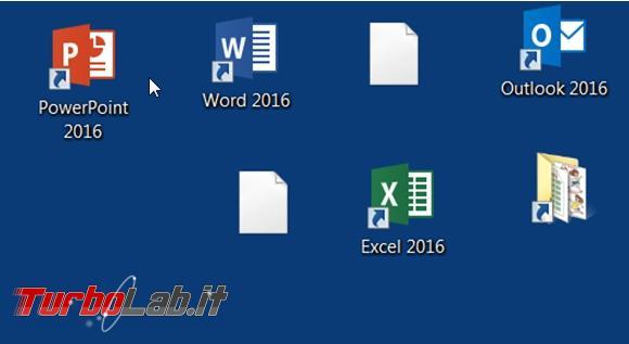 Cosa fare quando icone desktop diventano bianche smettono funzionare