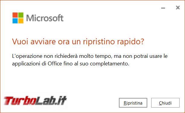 cosa fare se programmi Microsoft Office non si avviano l'errore 0x426-0x0