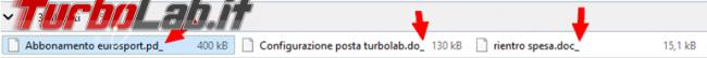 Cosa fare se utilizzate Kaspersky allegati posta vengono rinominati