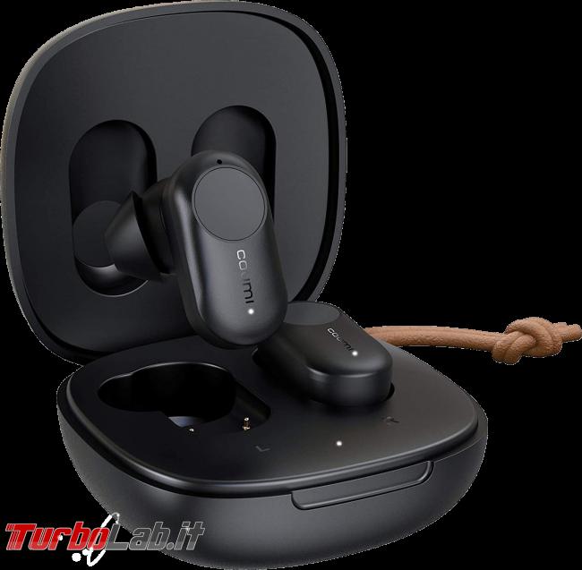 Coumi ANC-860: recensione prova auricolari Bluetooth Senza Fili (TWS)