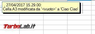 Creare documenti condivisi LibreOffice, Google Documenti Microsoft Office - 2017-04-27 15_30_12-Foglio di calcolo prova.ods (condiviso) - LibreOffice Calc