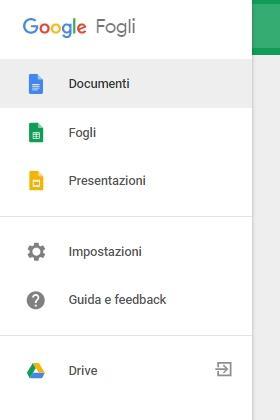 Creare documenti condivisi LibreOffice, Google Documenti Microsoft Office - 2017-04-27 15_55_55-Fogli Google