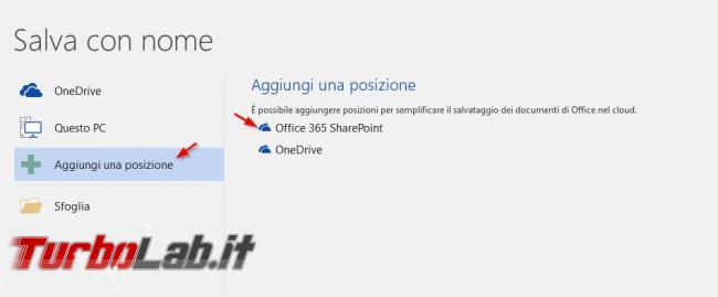 Creare documenti condivisi LibreOffice, Google Documenti Microsoft Office - 2017-04-27 17_13_01-Documento1 - Word