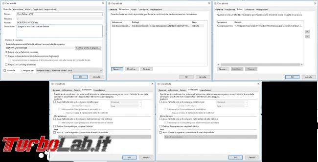 Creiamo server minimale multiuso Debian VirtualBox