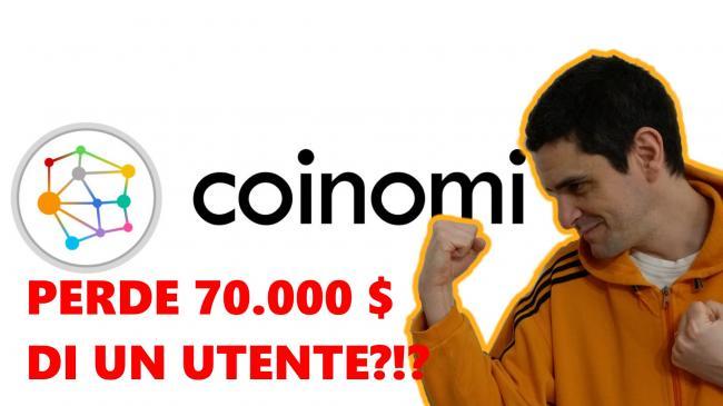 Cripto-fail! Coinomi perde 70.000 $ utente? Forse no... (video) - coinomi googleapis spotlight