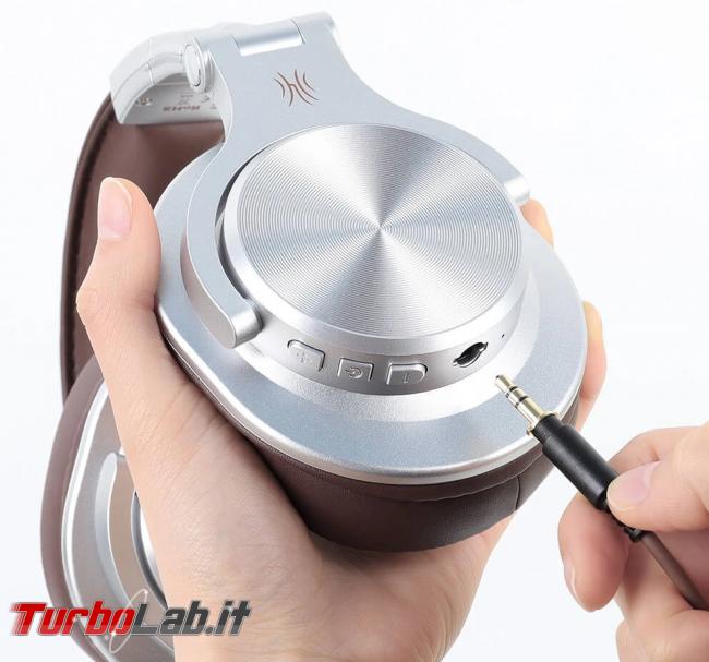 Cuffie Bluetooth OneOdio Fusion A70: recensione prova