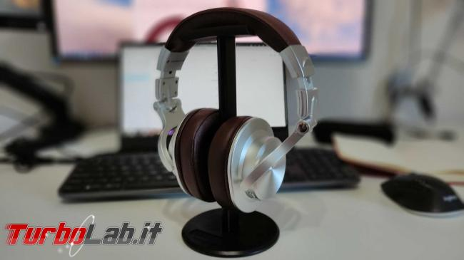 Cuffie Bluetooth OneOdio Fusion A70: recensione prova - IMG_20201027_093553