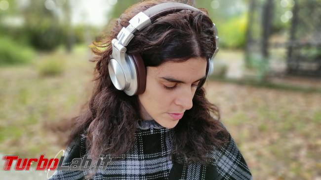 Cuffie Bluetooth OneOdio Fusion A70: recensione prova - IMG_20201027_112042