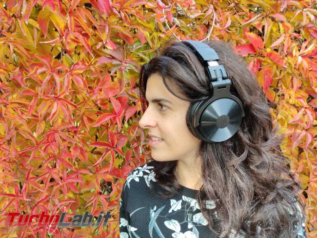 Cuffie Bluetooth OneOdio Studio Wireless C: recensione prova - IMG_20201021_132328