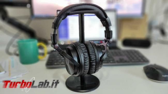 Cuffie Bluetooth OneOdio Studio Wireless C: recensione prova - IMG_20201021_134524
