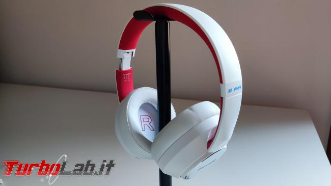 Cuffie Bluetooth OneOdio SuperEQ S1 Active Noise Cancelling: recensione prova - IMG_20210523_174638