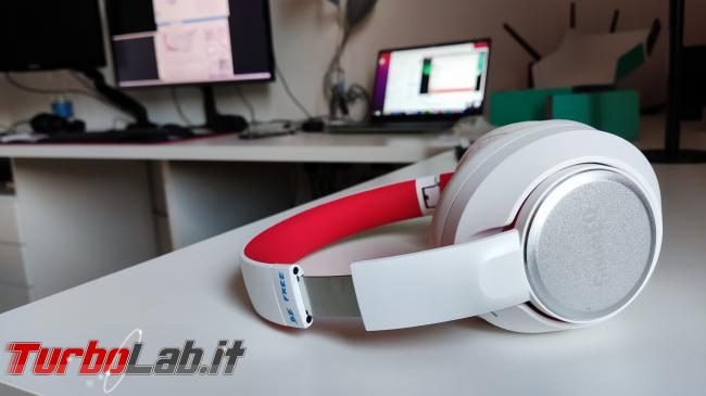 Cuffie Bluetooth OneOdio SuperEQ S1 Active Noise Cancelling: recensione prova - IMG_20210523_183848