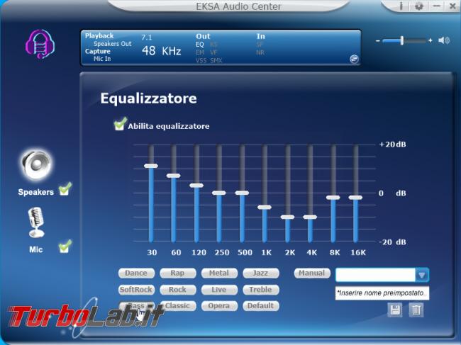 Cuffie gaming EKSA E900 Pro: recensione prova