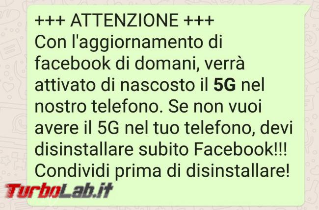Devi disinstallare subito Facebook, perché attiva nascosto 5G telefono - 93768481_577072152908146_5638982766168113152_n
