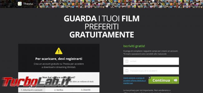 Dilaga truffa streaming pirata - Screenshot_2020-05-02 Registration