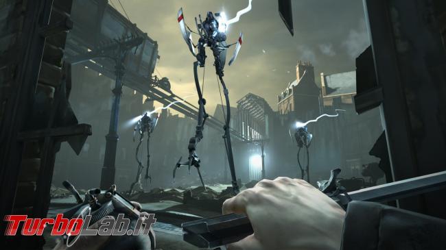 Dishonored è Steam 1,99 € (fino martedì 30 luglio)