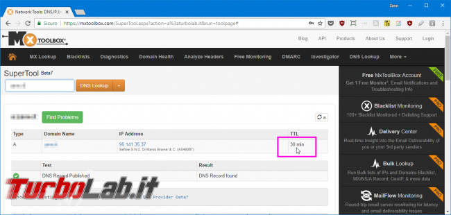 DNS Aruba: come abbassare/ridurre TTL? - Mobile_zShot_1532973066