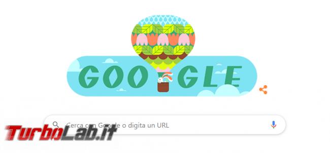 doodle Google celebra equinozio primavera dimentica papà - FrShot_1584633225
