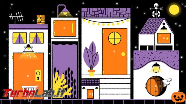 doodle Google celebra Halloween ... animali! - FrShot_1572512614