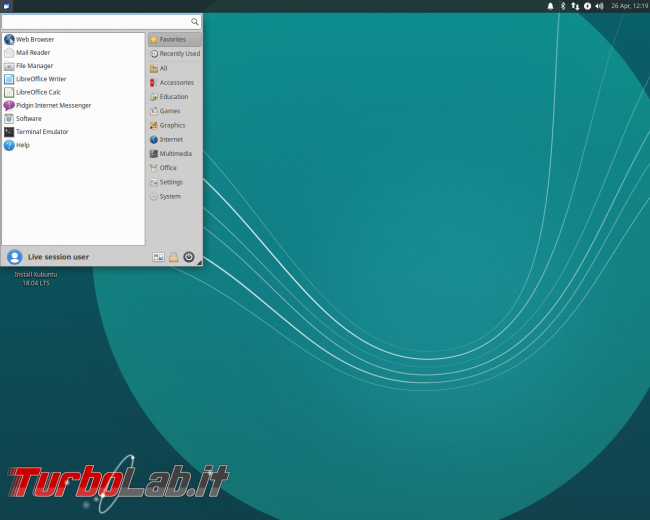 Dove scaricare Ubuntu / Lubuntu / Xubuntu CPU 32 bit: download ultima versione Atom, Pentium 4, Athlon XP - Xubuntu_18.04_LTS_English