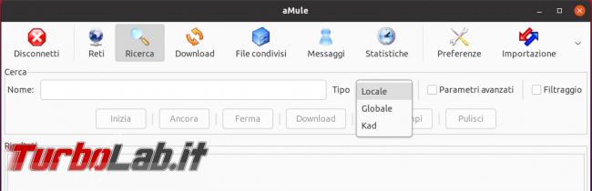 eMule Linux (Ubuntu): download, configurazione guida completa aMule (video) - Schermata del 2021-04-18 13-15-27