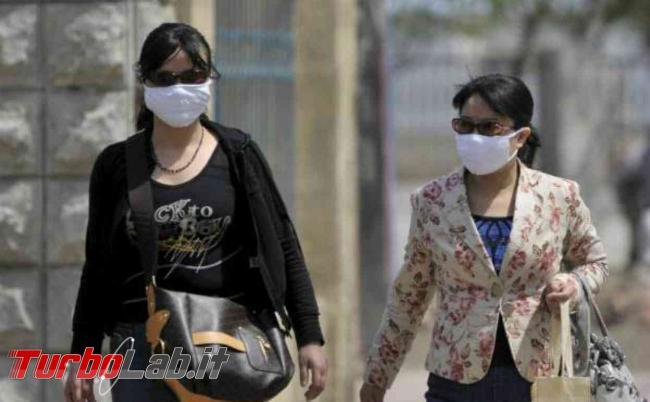 epidemia non ferma truffatori: attenzione acquisti online mascherine antibatteriche