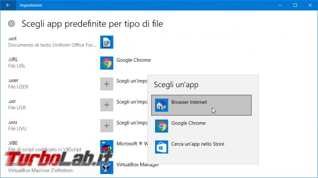 Errore [InternetShortcut] Chrome non apre più file .url (collegamenti Internet)! come risolvere?