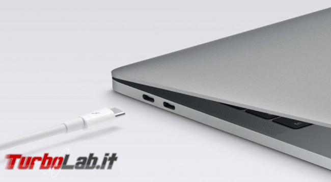 Errore Windows 10 USB Type-C: connessione schermo potrebbe essere limitata (monitor esterno non funziona)