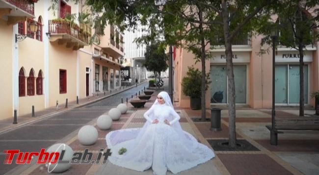 Esplosione Beirut: video sposa ha fatto giro mondo - FrShot_1596983528