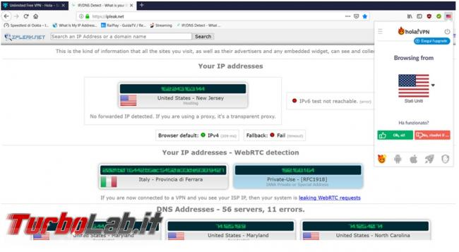 estensioni VPN-Proxy gratuite Firefox superare blocchi imposti accedere tutti siti