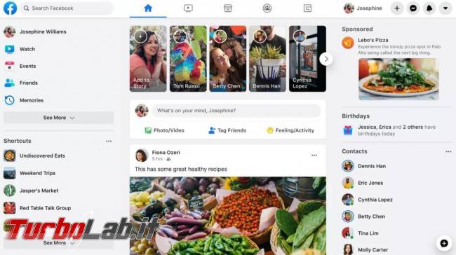 Facebook cambia look: presto arrivo nuova interfaccia - 2020-05-08-image-16