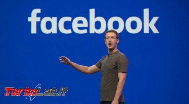 Facebook: multa 5 miliardi violazione privacy - Annotazione 2019-07-13 111443